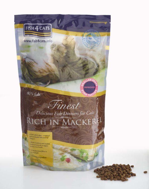Finest Mackerel 1.5Kg Bag & Loose