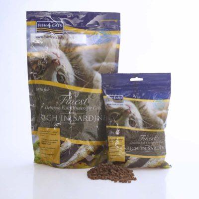 Finest Sardine Complete Food 400g / 1.5 Kg