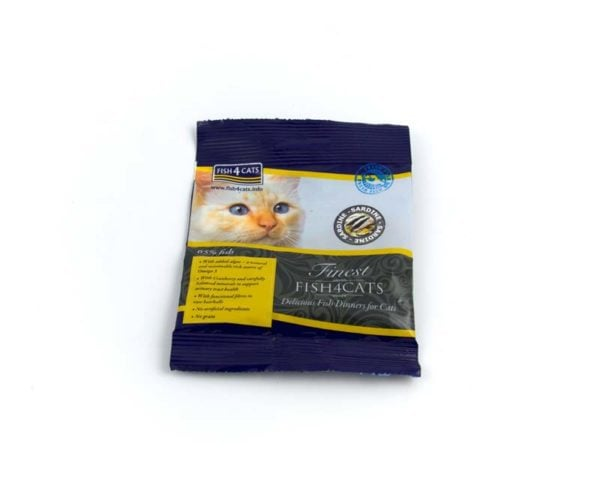 Fish4Cats Sardine Sample