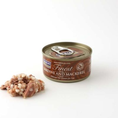 Finest Sardine and Mackerel 70g