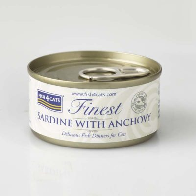 Finest Sardine With Anchovy 70g