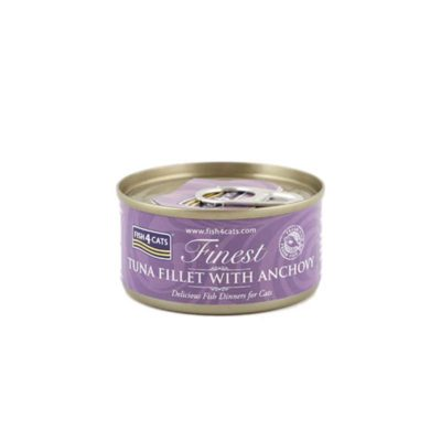 Finest Tuna Fillet With Anchovy 70g