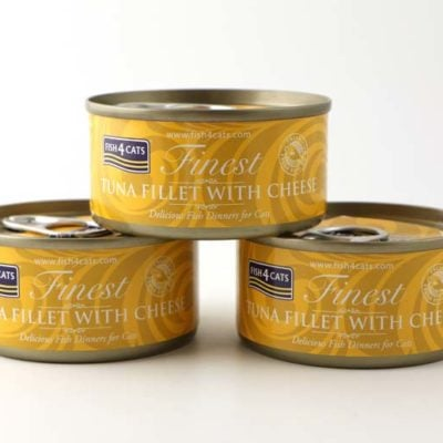 Finest Tuna Fillet With Cheese 70g