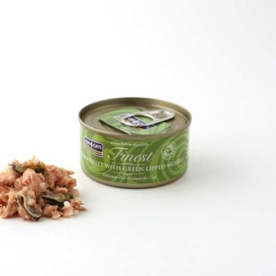 Finest Tuna Fillet With Green Lipped Mussel 70g