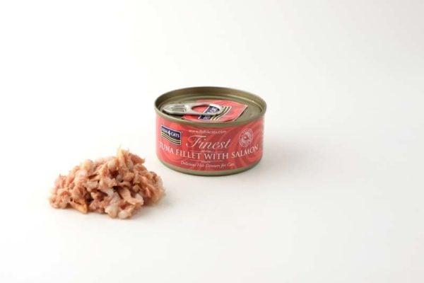 Tuna with Salmon (1)