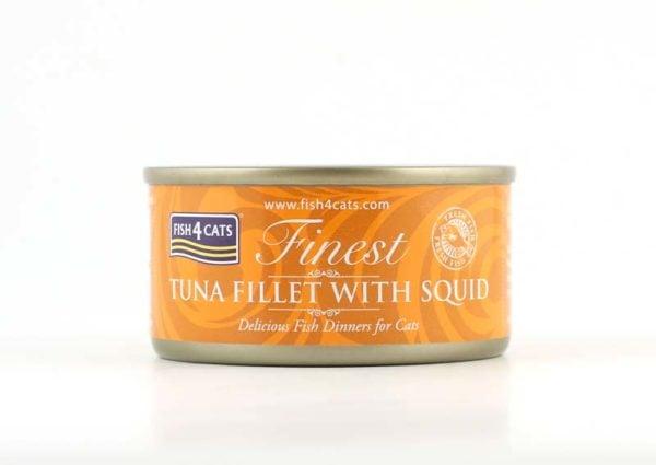 Tuna with Squid (1)