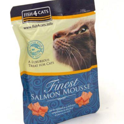 Finest Salmon Mousse 100g